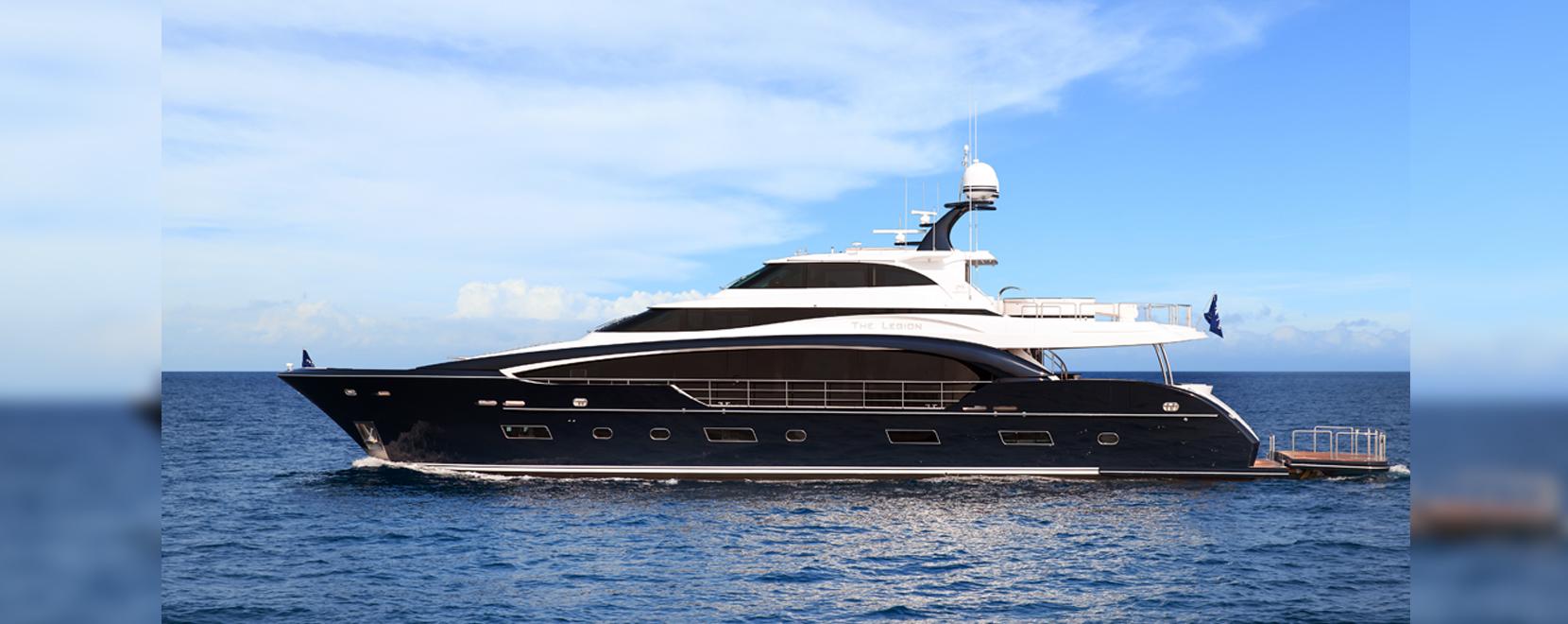 Horizon Yachts's Bold Display At SCIBS 2019